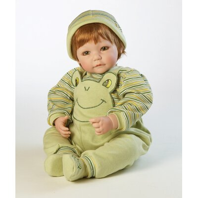 Adora Dolls Baby Boy Doll Froggy Fun Red Hair / Green Eyes