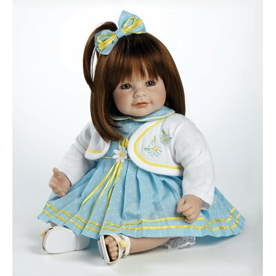 "Adora Dolls Baby Doll ""Simply D-lightful"" Red Hair / Blue Eyes"