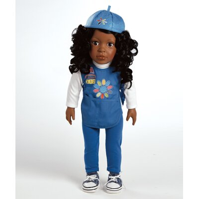 Play Doll Madison - Girl Scout Daisy Doll and Costume