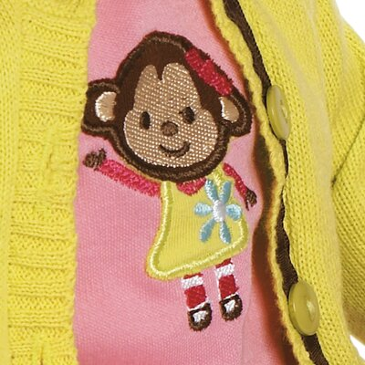 Adora Dolls Monkey'n Around Baby Doll