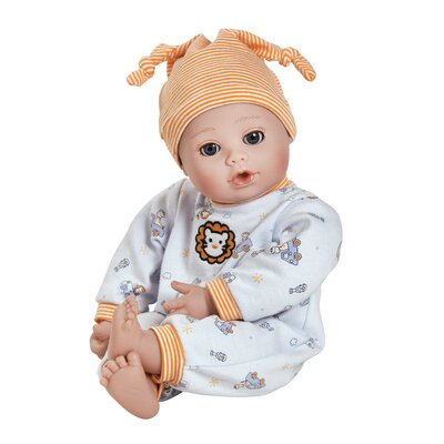 Playtime Lion Baby Doll