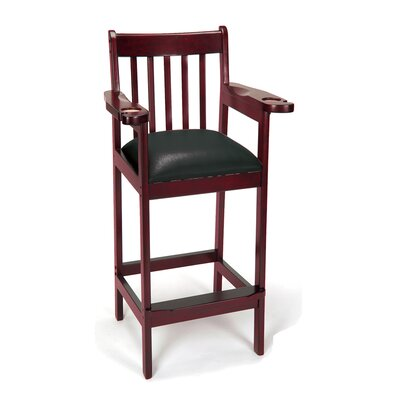 Mahogany Spectator Chair