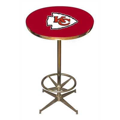 Imperial NFL Pub Table