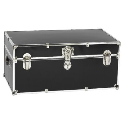Stanley Case Works Small Steel Trunk