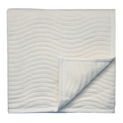 New Wave Woven Cotton Blend Throw Blanket