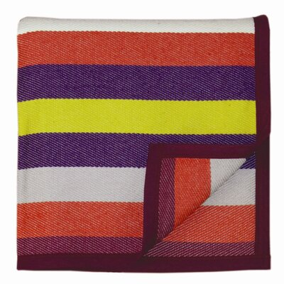 Sunrise Velour Blanket