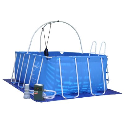 "FitMax Rectangle 90"" Deep iPool Deluxe"