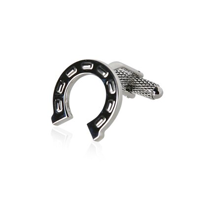 Cuff-Daddy Horseshoe Cufflinks