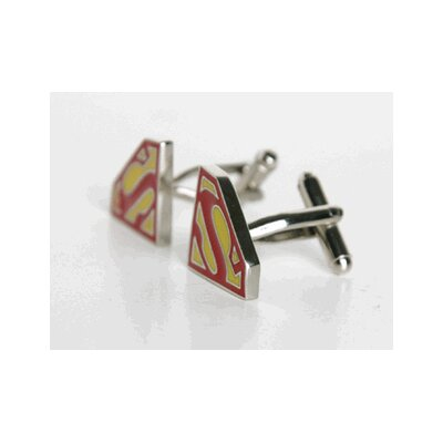 Cuff-Daddy Superman Cufflinks