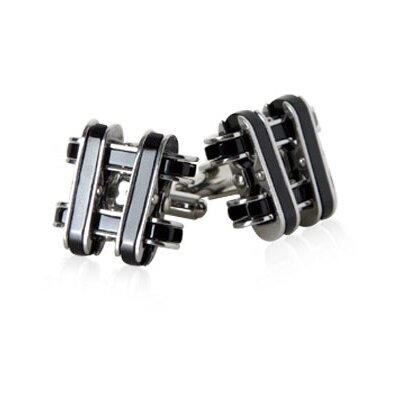 Cuff-Daddy Edgy Cufflinks