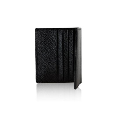 Cuff-Daddy Bifold Wallet in Black