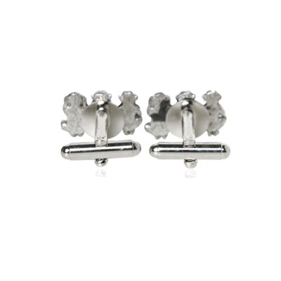 Cuff-Daddy Three Monkeys Cufflinks