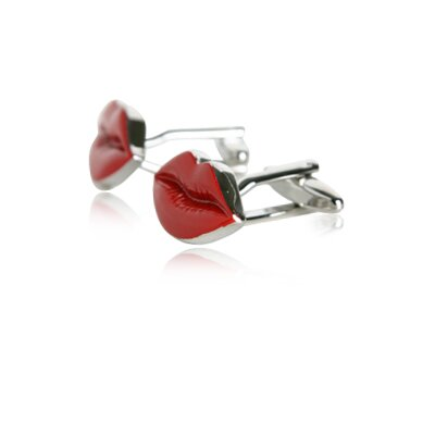 Cuff-Daddy Lips Cufflinks