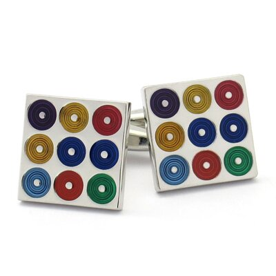Cuff-Daddy Turntables Cufflinks