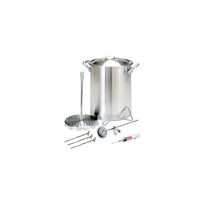 Bayou Classic Aluminum 30 Quart Turkey Fryer