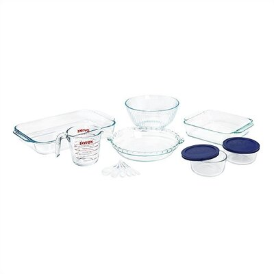 15 Piece Bake and Prep Set