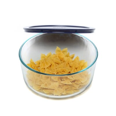 Pyrex 7 Cup Storage Plus® Round Dish With Plastic Cover