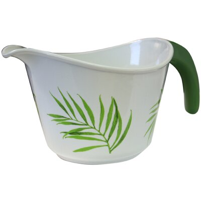 Coordinates 2 Quart Mixing/Batter Bowl with Bamboo Leaf Design