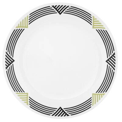 "Corelle Livingware Global Stripes 10.25"" Dinner Plate"