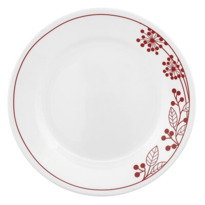 "Corelle Vive Berries and Leaves 8.5"" Plate"