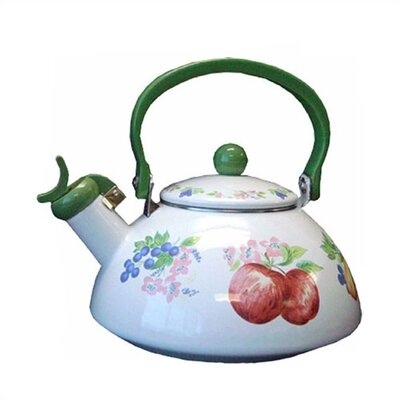 Impressions 2.5-qt. Whistling Tea Kettle