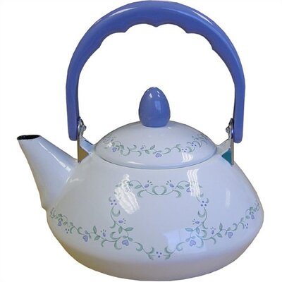 Corelle Livingware Country Cottage 1.2-qt. Personal Tea Kettle