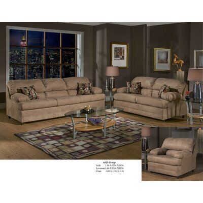 Wildon Home ® Clara Living Room Collection