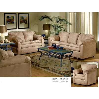 Wildon Home ® Vera Living Room Collection