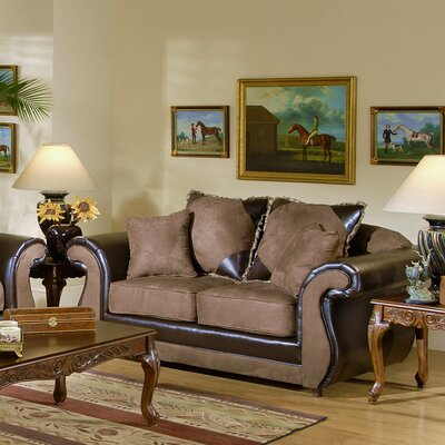 Wildon Home ® Vicky Loveseat