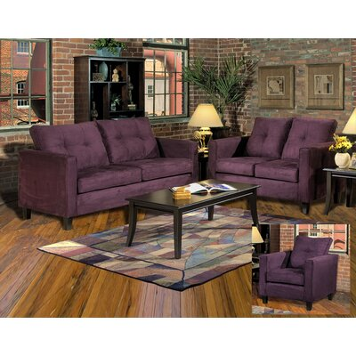 Wildon Home ® Heather Living Room Collection