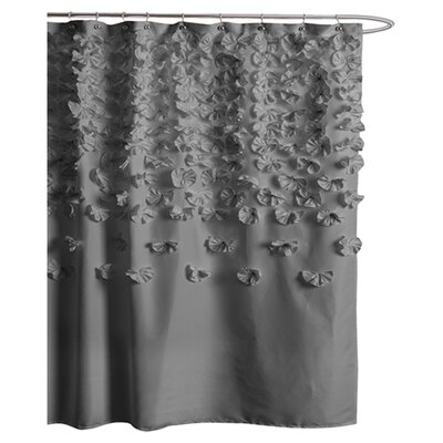 <strong>Special Edition by Lush Decor</strong> Lucia Polyester Shower Curtain