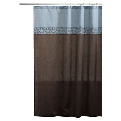 Geometrica Polyester Shower Curtain