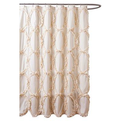 Lush Decor Darla Spa Shower Curtain Reviews Wayfair