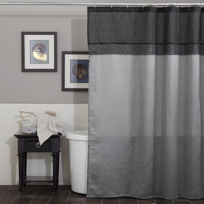 Special Edition by Lush Decor Geometrica Polyester Shower Curtain