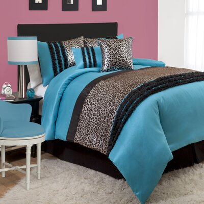 Lush Decor Kenya Juvy Comforter Set