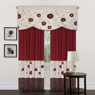 Special Edition by Lush Decor Royal Embrace Window Treatment Collection