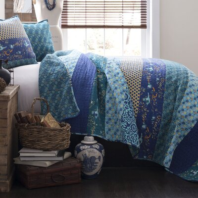 Special Edition by Lush Decor Royal Empire 3 Piece Quilt Set