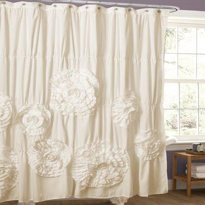 Lush Decor Serena Shower Curtain Reviews Wayfair