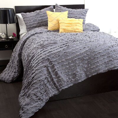 Special Edition by Lush Decor Modern Chic 5 Piece Comforter Set