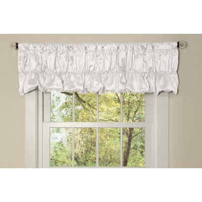 Special Edition by Lush Decor Venetian Rod Pocket Ruffled Curtain Valance