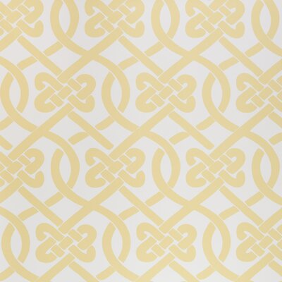 Kimberly Lewis Home Knotted Geometric Wallpaper