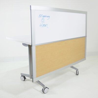 LOFTwall 4' Privacy and Modesty Desk Divider