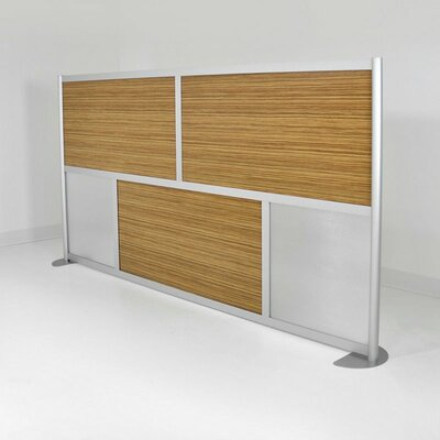 "LOFTwall 53"" Modern Low Height Room Divider"