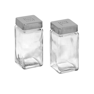 EKCO Salt and Pepper Set
