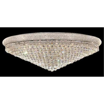Elegant Lighting Primo 33 Light Flush Mount
