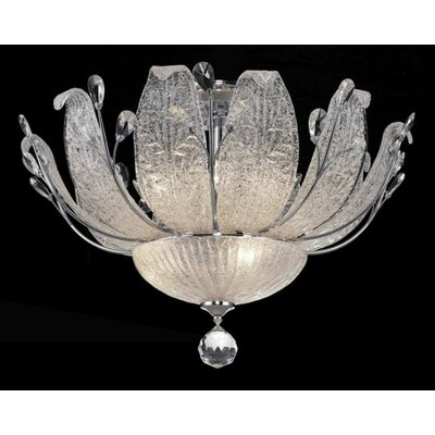 Elegant Lighting Orchid 11 Light Chandelier