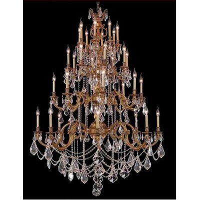 Elegant Lighting Marseille 32 Light  Chandelier