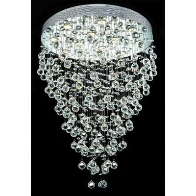 Galaxy 12 Light LED Chandelier