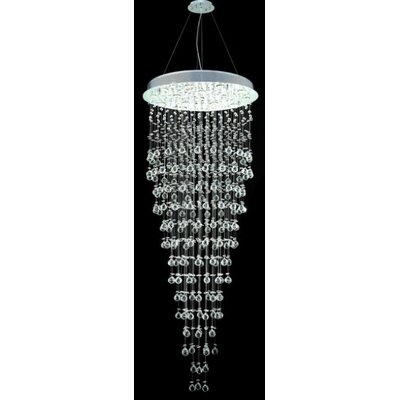 Galaxy 16 Light LED Chandelier
