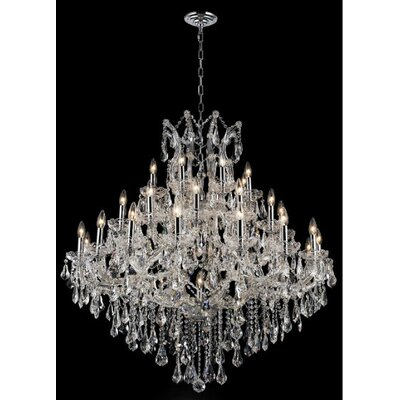 Elegant Lighting Maria Theresa 37 Light  Chandelier